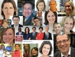 Some of the BBC presenters I've put onto Twitter