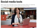 Social Media Tools - BBC Video